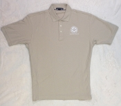 Golf Shirt- Short Sleeve- KHK