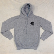 *CLEARANCE* Hooded Sweatshirt- GRY